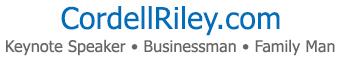 Cordell Riley Logo